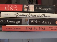 5 fave books on writing on The Brave Art Lab